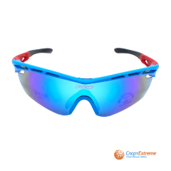 Очки KV+ SPRINT Glasses blue\red, SG11.1 1 lens
